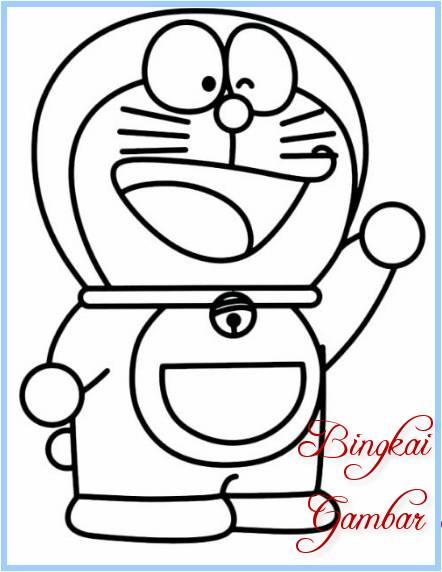 Contoh Gambar Doraemon Dan Dorami Download Gambar Doraemon Terbaru