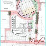 Denah Masjid Agung Jawa Tengah