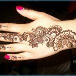 Gambar Henna Sederhana Tapi Cantik Terbaru
