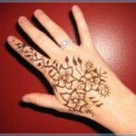 Gambar Henna Simple Mudah Ditiru Terbaru