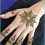 Contoh Gambar Henna Tangan Sederhana Terbaru Bingkaigambar Com