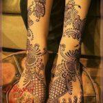 Gambar Henna Untuk Di Kaki Terbaik