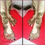 Gambar Henna Untuk Kaki Terbaik