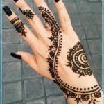 Gambar Henna Yang Sederhana Terbaru