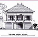 Gambar Sketsa Rumah Bagian Depan