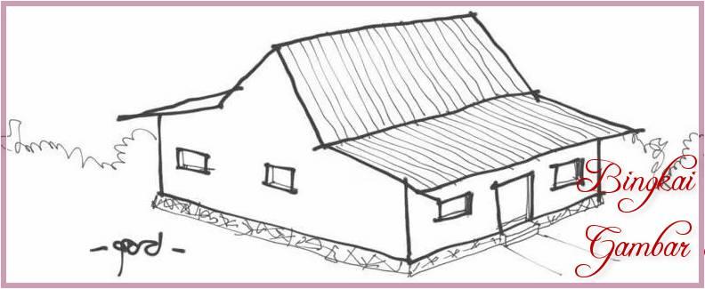 48 Gambar Sketsa Rumah Interior Dan Eksterior 2d Dan 3d