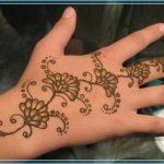 Gambar Tato Henna Yang Simple Terbaru
