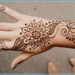 Kumpulan Gambar Henna Sederhana Terbaru