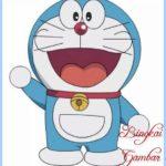 Sketsa Badan Doraemon