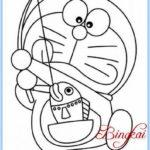 Sketsa Doraemon Lucu