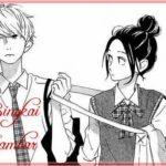 Sketsa Kartun Anime Jepang