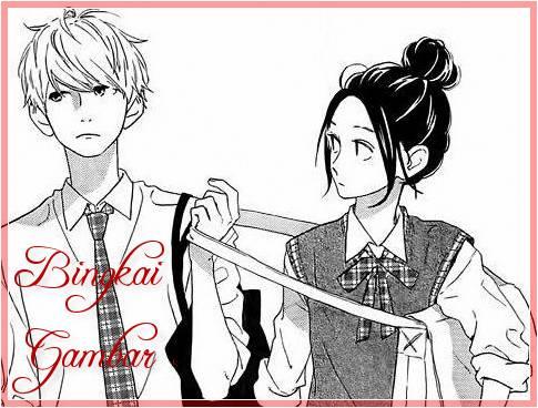 Sketsa Kartun Anime Jepang Bingkaigambarcom