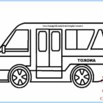 Sketsa Mobil Angkot