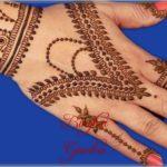 gambar henna bentuk cincin