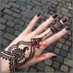 gambar henna terbagus di india