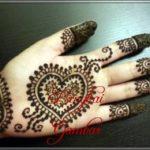 gambar model henna india