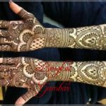 gambar ukiran henna india