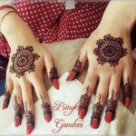 henna cincin simple