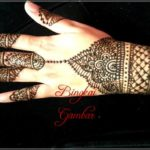 henna tangan india terbaru