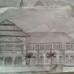 Gambar Sketsa Kota Malang