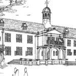 Gambar Sketsa Kota Tua