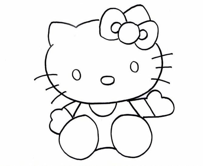 10 Gambar Sketsa Boneka Terbaik Lucu Dan Unik Bingkaigambar Com