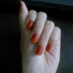contoh gambar henna kuku