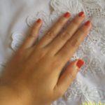 gambar pacar kuku henna