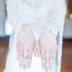 henna kuku warna putih