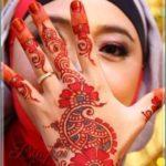 henna simple warna warni