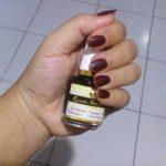 henna warna coklat untuk kuku