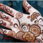henna warna warni simple