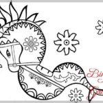 Gambar Sketsa Kuda Lumping