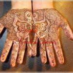 gambar henna hewan