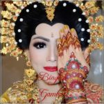 gambar henna pengantin paling bagus