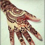 henna bunga simple terbaru