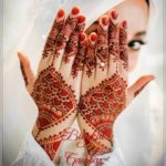 henna pengantin yang bagus