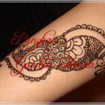 henna tangan gambar hewan