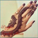 motif henna tangan arab