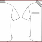Gambar Sketsa Baju Seragam