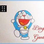 Sketsa Gambar Doraemon Berwarna