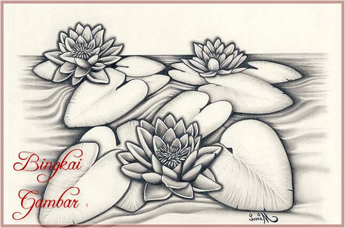 Gambar Bunga Cantik Sederhana