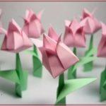 Gambar Bunga Sederhana Dari Kertas