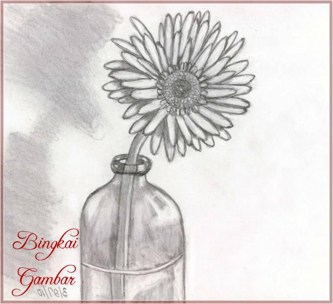 Gambar Bunga Simple Dan Bagus