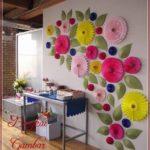 Gambar Hiasan Bunga Simple