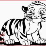 Gambar Kartun Hewan Harimau