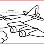 Sketsa Pesawat Gabus