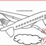 Sketsa Pesawat Garuda