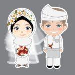 Kartun Islam Romantis